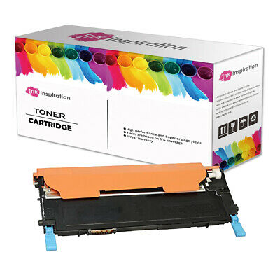 1 CYAN NONOEM Toner Cartridge FOR Samsung CLP-310 CLP-310N CLP-315 CLP-315W • 10.99£