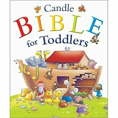 Candle Bible For Toddlers (Childrens Bible) - HardBack NEW David, Juliet 2006-08 • 12.91£