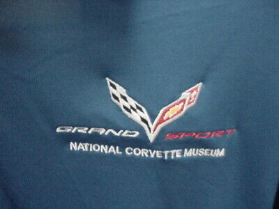 $39.99 • Buy Chevrolet*corvette*grand Sport*3 Button Shirt**men's Large*brand New