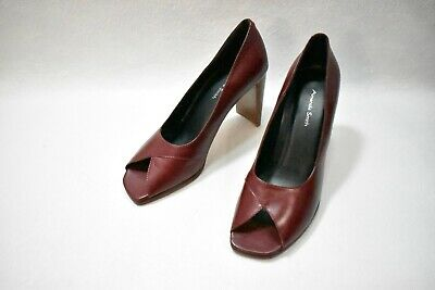 $24.99 • Buy Amanda Smith Shoes Heels Red Size 7 Women's New Leather