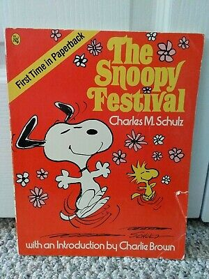 $7.50 • Buy Holt Rinehart Winston Published The Snoopy Festival By Charles Schulz.Comic Book