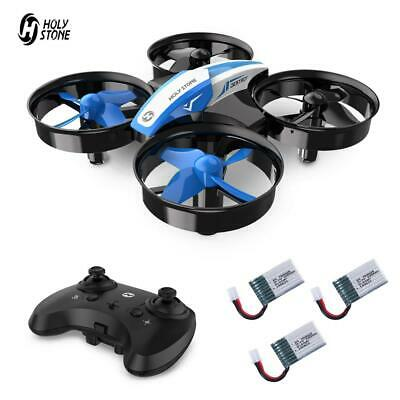 $25.99 • Buy Holy Stone Mini Drone For Kids HS210 RC Quadcopter Helicopter 3 Battery 3D Flip