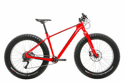 $ CDN3691.53 • Buy 2017 Specialized Fatboy Comp Carbon Fat Mountain Bike Large 26  SRAM X0 10 Speed