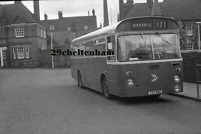 Bus Negative Large Format- Potteries TVT 115G. • 1.40£