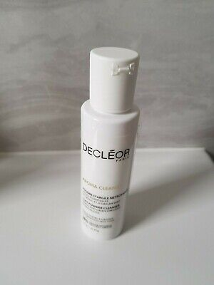 Decleor Aroma Cleanse CLAY CLEANSING POWDER 41G NEW To Cleanse, Purify & Mattify • 13£