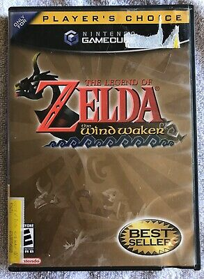 $49.99 • Buy The Legend Of Zelda Wind Waker Gamecube