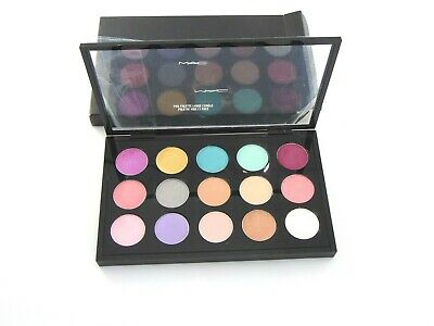 £79.75 • Buy MAC Pro Colour Eye Shadow Palette - 15 Colors - New In Box