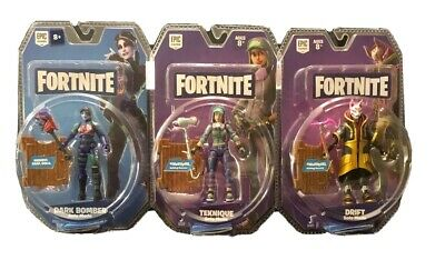 $ CDN29.99 • Buy Fortnite Solo Mode 4  Figure Pack By Jazwares Collectible Toy  Teknique Drift