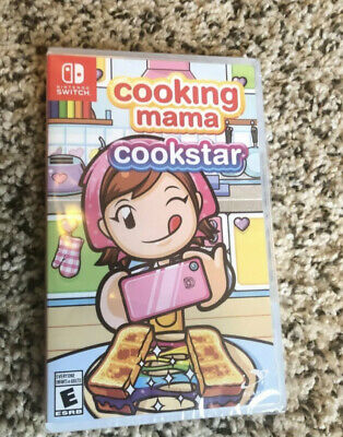 $300 • Buy Cooking Mama Cookstar Nintendo Switch Brand New Sealed! Lot Of 3