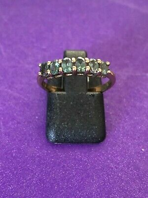 £65 • Buy 9ct Gold Spinel Ring