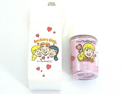 $36.50 • Buy NEW M·A·C Archie's Girls Cheers My Dear! Limited Edition Pigment RARE