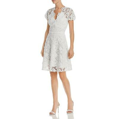 $59.34 • Buy Shoshanna Womens Lace Floral Fit & Flare Sundress BHFO 7937