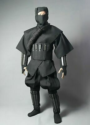 #70-8,scale Is 1/6 Clothes For A 12 Inch NINJA Figure • 22£