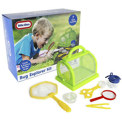 Little Tikes Bug Explorer Kit Kids Educational Garden Fun Toy Learning Insects • 12.95£