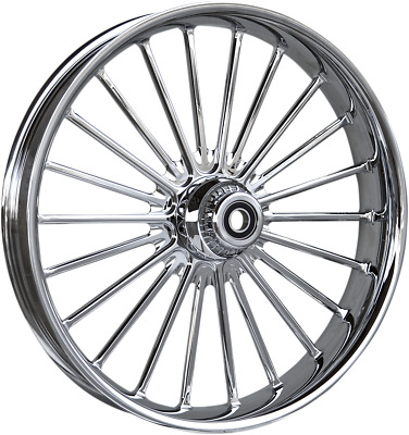$1485.85 • Buy RC Components Illusion 23  Front Motorcycle Wheel 14-19 Harley Touring FLHR FLHX