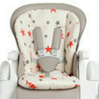 1 PC Removable Baby High Chair Mat Feeding Seat Folding Cover Booster Pram Pad • 11.53£