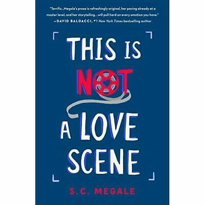 This Is Not A Love Scene - Hardback NEW Megale, S. C. • 13.21£