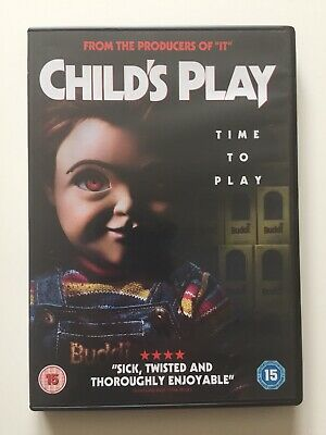 Childs Play DVD • 5£