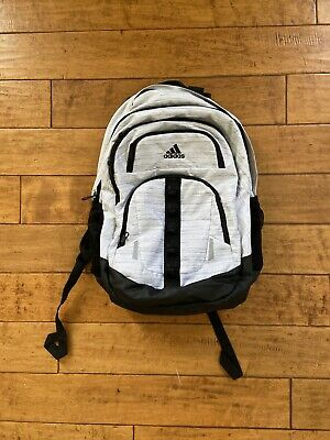 $31 • Buy Adidas Prime V Backpack With Laptop Pocket
