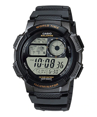 AU45 • Buy CASIO AE-1000W-1A Men's Casual Classic Sports Digital Watch GENUINE FREE SHIP