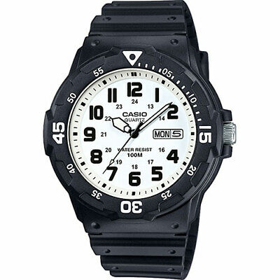 AU38 • Buy CASIO Genuine MRW-200H-7B Mens Diver Watch Classic Diving Sport FREE SHIPPING