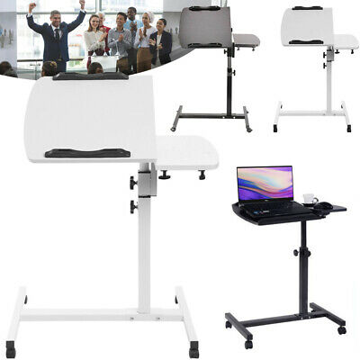 Adjustable Portable Laptop Table Stand Lap Sofa Bed Tray Folding Computer Desk • 19.69£