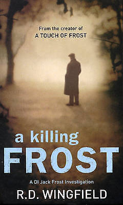 A Killing Frost, R D Wingfield, Used; Acceptable Book • 3.99£