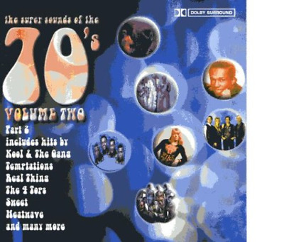 Various - The Super Sounds Of The 70's, Vol. 2 (CD) • 2.64£