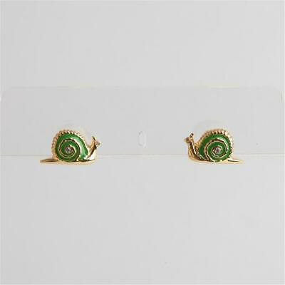 $ CDN37 • Buy Kate Spade New York Lawn Party Snail Stud Earrings