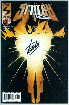 £299.95 • Buy The Sentry #1 2000 Dynamic Forces Signed Stan Lee Df Coa #1 Marvel Comics