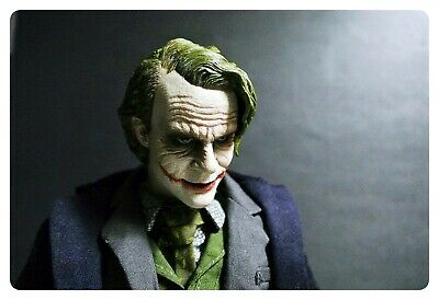 $ CDN358.13 • Buy 1/6 Scale 12 Inch Hot Toys Batman The Dark Knight Joker Action Figure