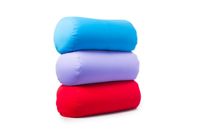 AU29.95 • Buy Cuddle Buddy Comfort Tube Pillow Microbead Filling For Home, Travel, Office