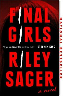 $9.19 • Buy Final Girls By Sager, Riley Book The Fast Free Shipping