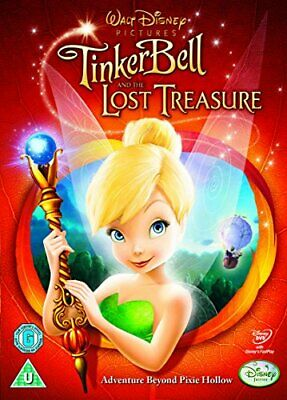 £2.92 • Buy Tinker Bell And The Lost Treasure [DVD]