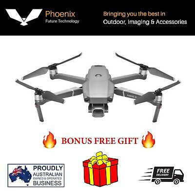 AU2399 • Buy AUS DJI MAVIC 2 Pro Drone 20MP Camera 4K + BONUS FREE Gift + FREE Delivery
