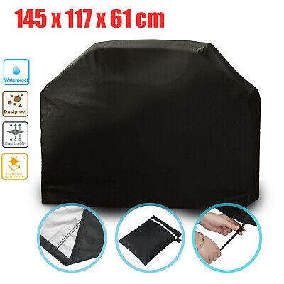 £11.29 • Buy Heavy Duty Large BBQ Cover Waterproof Garden Outdoor Patio Barbecue Grill 145CM