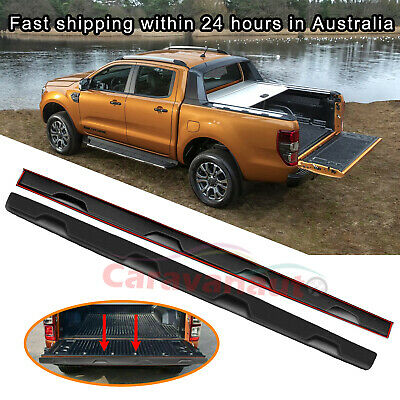 AU53 • Buy 1pcs Tailgate Rail Guard Cap Protector Cover For Ford Ranger Px 2012-2020