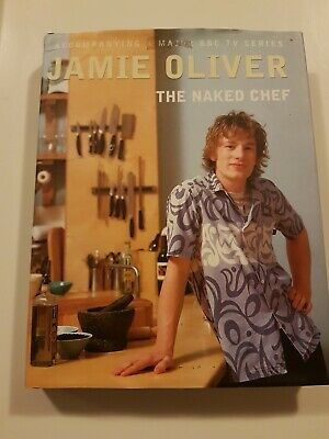 AU11.57 • Buy The Naked Chef Jamie Oliver  Hardcover 1999
