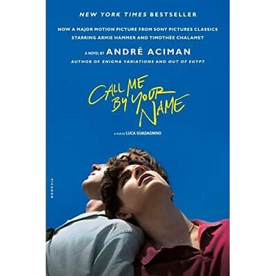 AU27.97 • Buy Call Me By Your Name - Paperback NEW Aciman, Andre 01/10/2017