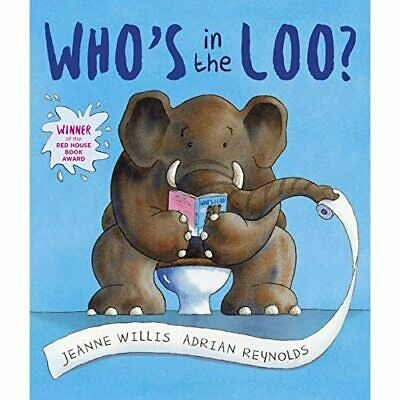 Who's In The Loo? - Paperback NEW Willis, Jeanne 2007-08-15 • 7.71£