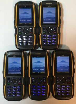 $ CDN74.83 • Buy Lot Of Five Tested Gsm Sonim Xp1520 Bolt Rugged Water Proof Cellphones H05f