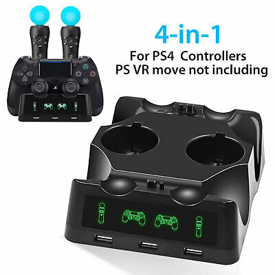 $24.97 • Buy TV Switch HDMI Converter Charging Dock Station Cooler Stand For Nintendo Switch