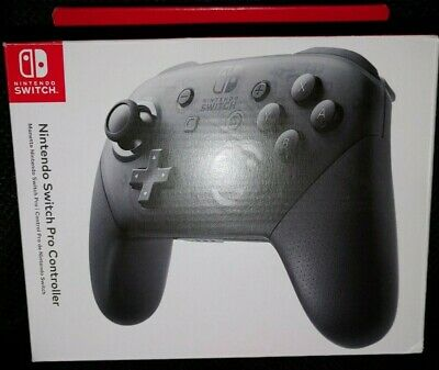 $57.99 • Buy Official OEM Nintendo Switch Pro Controller |OPEN BOX, Working Authentic