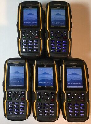 $ CDN299.35 • Buy Lot Of 25 Tested At&t Gsm Sonim Xp1520 Bolt Rugged Water Proof Cellphones H25f