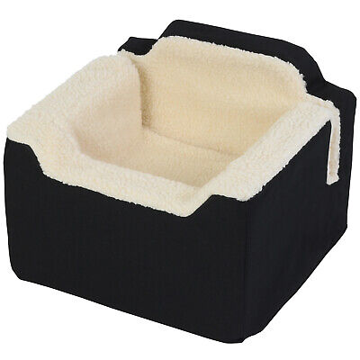 £29.99 • Buy Pet Car Travel Soft Fleece Carrier Booster/Riser Safety Seat Dog/Puppy/Cat Bed