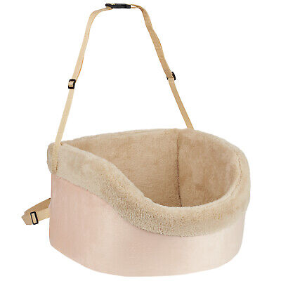 £23.99 • Buy Me & My Pets Soft Pink Car Booster Seat Dog/Puppy Travel Safety Carrier Bag/Bed