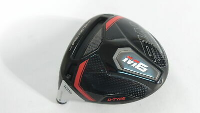 $ CDN239.39 • Buy Nice! Left Handed LH TaylorMade M6 D-Type 10.5* Driver -HEAD ONLY-