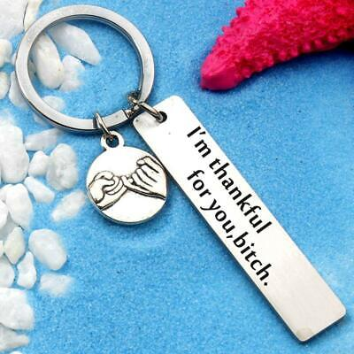 AU3.59 • Buy Valentines Day Gifts Lover For Him Her Keyring Keychain Love Couple Gift CB