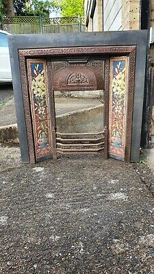 Victorian Style Fireplace • 65£