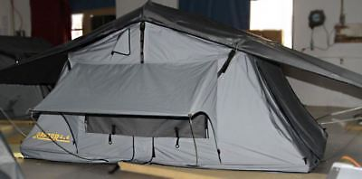 Raptor 4x4 Premium Soft Top Roof Tent Land Rover Discovery 3 Overland • 1,249£